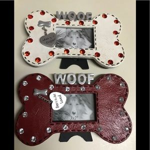 Other - NWT Adorable Picture Frames🐾🐾🐾